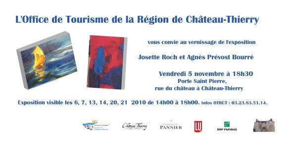 Annonce expo - Office du tourisme chateau thierry ...