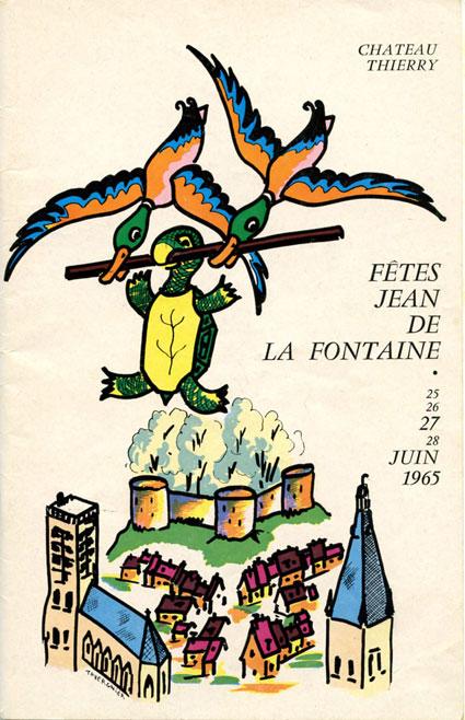 1965 La Tortue et les deux Canards
